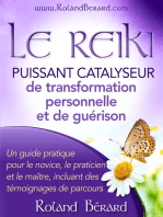 Le Reiki: Puissant catalyseur pour la transformation personnelle et la guérison