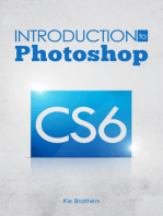 Introduction to Photoshop CS6