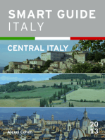 Smart Guide Italy: Central Italy