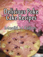 Delicious Poke Cake Recipes