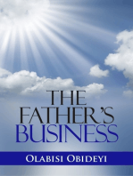 The Father's Business
