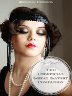 The Unofficial Great Gatsby Companion (Includes Biography, Historical Context, and Study Guide)