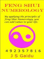 Feng Shui Numerology