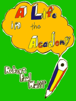 A Life in the Academy
