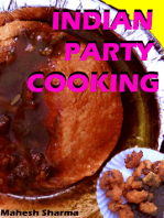 Indian Party Cooking