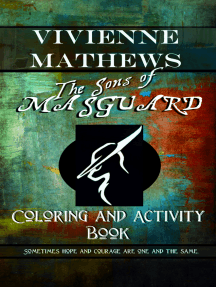 The Sons of Masguard Coloring and Activity Book