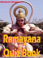 Ramayana Quiz Book