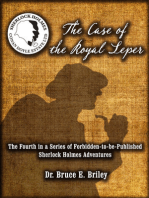 The Case of the Royal Leper