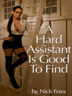 A Hard Assistant Is Good To Find