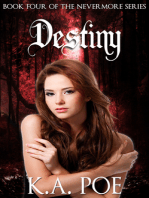 Destiny (Nevermore, Book 4)
