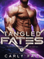Tangled Fates (A Science Fiction / Fantasy Romance)