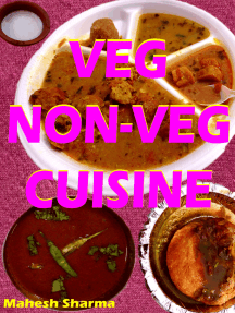 Veg, Non-Veg Cuisine