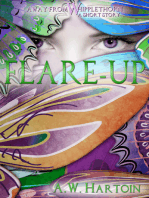 Flare-up (An Away From Whipplethorn Short Story)