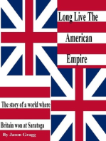 Long Live The American Empire
