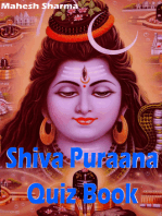 Shiva Puraana Quiz Book