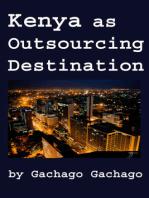 Kenya as Outsourcing Destination