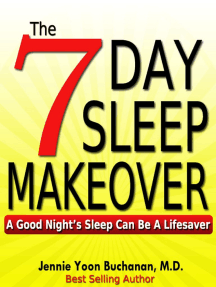 The Seven Day Sleep Makeover