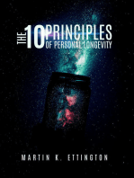 The 10 Principles of Personal Longevity (2015 Version)