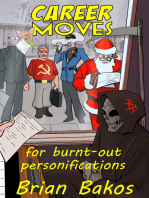 Career Moves For Burnt Out Personifications