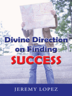 Divine Direction On Finding Success