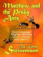 Matthew and the Pesky Ants