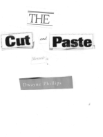 The Cut and Paste Memoirs
