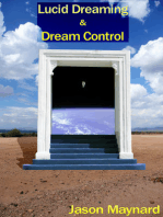 Lucid Dreaming & Dream Control