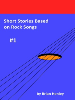 Short Stories Based on Rock Songs #1