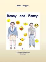 Benny and Fonzy, Children's Stories, First Part.