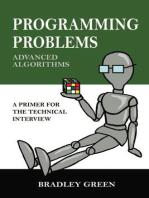 Programming Problems: Advanced Algorithms