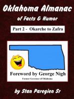 Oklahoma Almanac of Facts & Humor