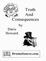 Truth And Consequences (Melodrama Play Script)