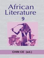 African Literature 9