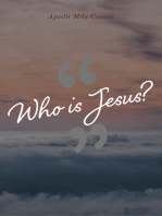 Who is Jesus? (4 sermons)