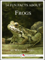 14 Fun Facts About Frogs