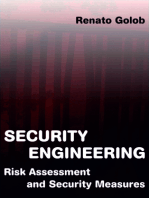 Security Engineering; Risk Assessment and Security Measures