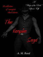 The Vampire Saga (Ways of the Pack series Spin-Off)