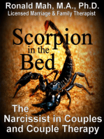 Scorpion in the Bed, The Narcissist in Couples and Couple Therapy