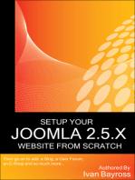 Setup Your Joomla 2.5.X Website From Scratch