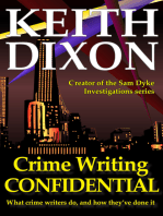 Crime Writing Confidential