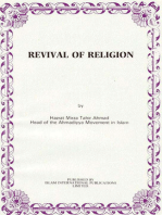 Revival of Religion