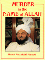 Murder in the Name of Allah