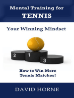 Mental Training for Tennis