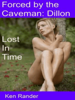 Forced by the Caveman: Dillon - Lost in Time