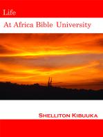 Life at African Bible University
