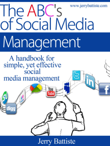 The ABC's of Social Media Management