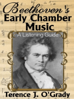 Beethoven's Early Chamber Music