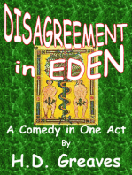 Disagreement in Eden