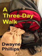 A Three-Day Walk