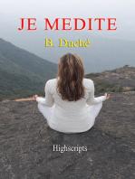 Je Médite